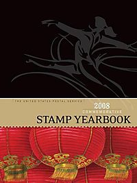 Commemorative Stamp Yearbook 2008