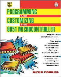 Programming and Customizing the 8051 Microcontroller