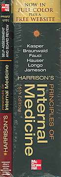 Harrison's Principles Of Internal Medicine And Harrison's Principles Of Internal Medicine: Self-assessment And Board Review