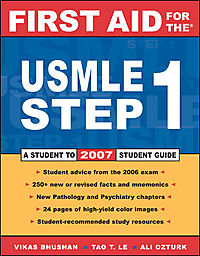 First Aid for the USMLE Step 1 2007