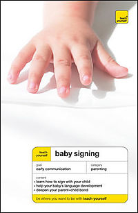 Teach Yourself Baby Signing