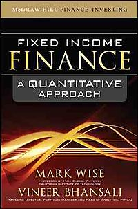 Fixed Income Finance