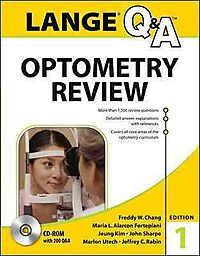 Lange Q&A Optometry Review