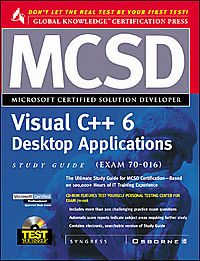McSd Visual C++ 6 Desktop Applications Study Guide