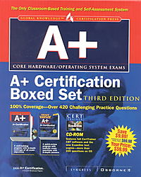 A+ Certification Boxed Set