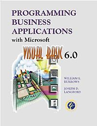 Programming Business Applications With Microsoft Visual Basic 6.0