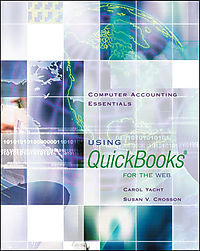 Computer Accounting Essentials Using Quickbooks on the Web