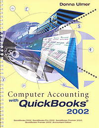 Computer Accounting With Quickbooks 2002