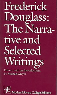 The Narrative and Selected Writings