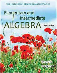 Elementary and Intermediate Algebra + Aleks User Guide & 18 Week Access Code