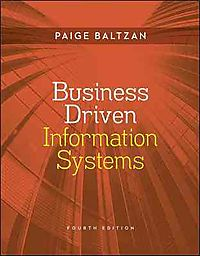 Business Driven Information Systems + Connect Plus