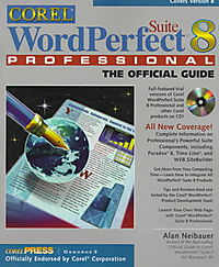 Corel Wordperfect Suite 8 Professional