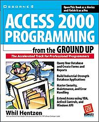 Acess 2000 Programming from the Ground Up