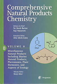 Comprehensive Natural Products Chemistry