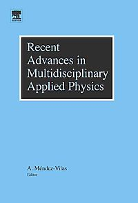 Recent Advances in Multidisciplinary Applied Physics