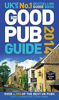 The Good Pub Guide, 2014