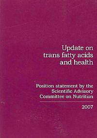 Update on Trans Fatty Acids and Health