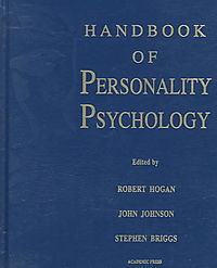 Handbook of Personality Psychology