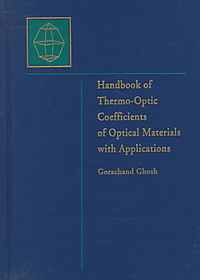 Handbook of Thermo-Optic Coefficients of Optical Materials With Applications