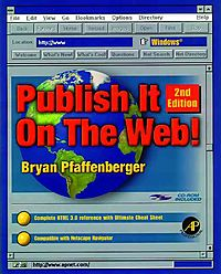 Publish It on the Web!