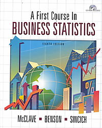 A First Course in Business Statistics
