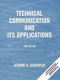 Technical Communication and Its Applications