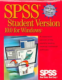 Spss Student Version 10.0 for Windows