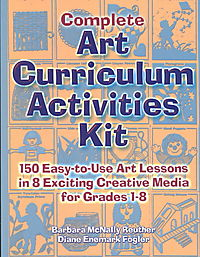 Complete Art Curriculum Activities