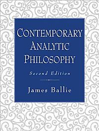 Contemporary Analytic Philosophy
