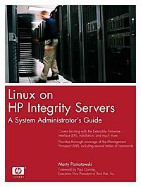 Linux on Hp Integrity Servers