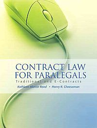 Contract Law for Paralegals