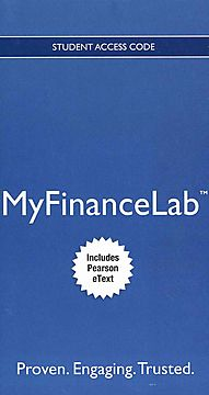 Principles of Managerial Finance MyFinanceLab Access Card