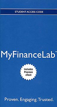 MyFinanceLab with Pearson eText Access Card Financial Management