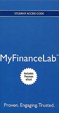 MyFinanceLab with Pearson eText Access Card for Fundamentals of Corporate Finance