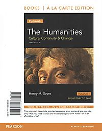 The Humanities+ MyArtsLab with eText Access Card