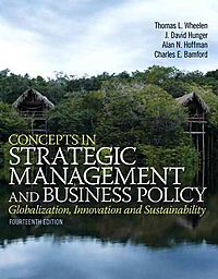 Concepts in Strategic Management and Business Policy + MyManagementLab with Pearson eText Access Card