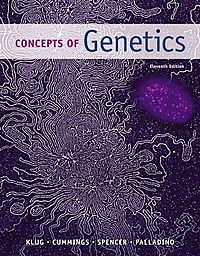Concepts of Genetics Masteringgenetics With Pearson Etext Access Code
