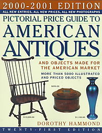 Pictorial Price Guide to American Antiques, 2000-2001