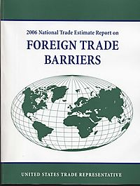 National Trade Estimate Report on Foreign Trade Barriers 2006