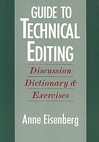Guide to Technical Editing