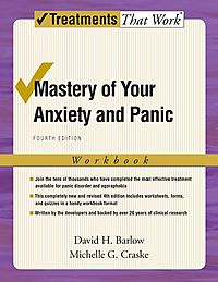 Mastery of Your Anxiety And Panic