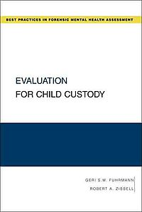 Evaluation for Child Custody