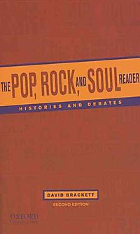 The Pop, Rock and Soul Reader