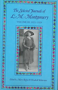 The Selected Journals of L.M. Montgomery