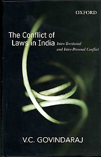 The Conflict of Laws in India