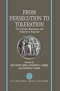 From Persecution to Toleration