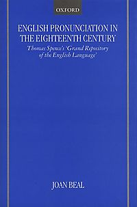 English Pronunciation in the Eighteenth Century