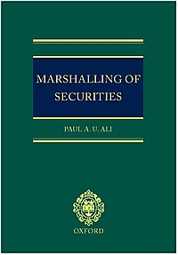 Marshalling of Securities