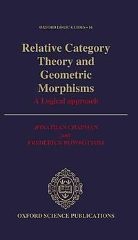 Relative Category Theory and Geometric Morphisms