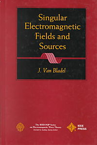 Singular Electromagnetic Fields and Sources